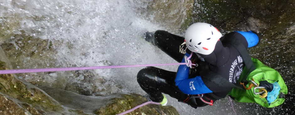 Canyoning Lago Maggiore