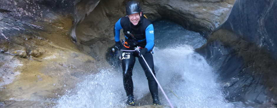 Canyoning Acles