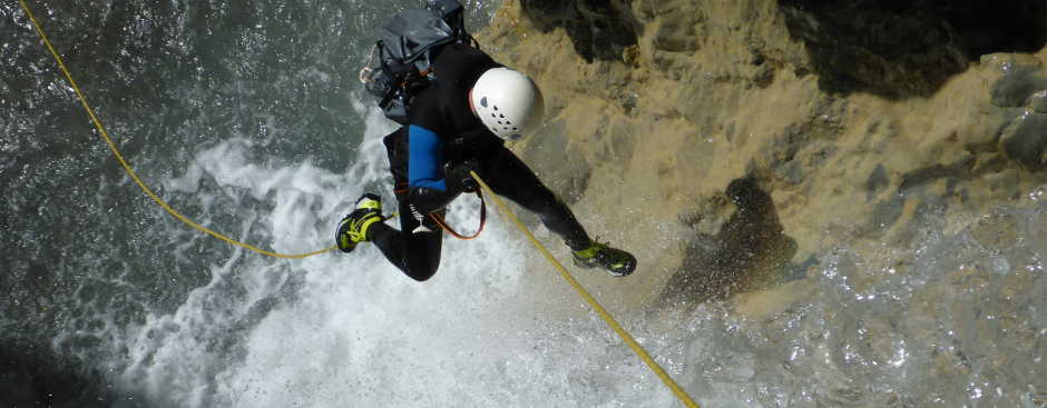 Canyoning Blache