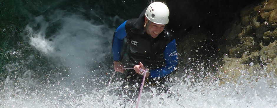 Canyoning Richiusa