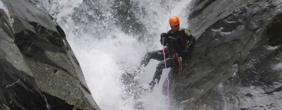 Canyoning Ciuvone
